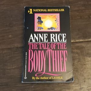 Vintage The Tale of the Body Thief